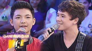 GGV: Darren, JK sing teleserye theme songs on GGV