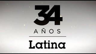 34 años Latina 250217 Programa completo