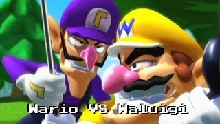 Wario vs Waluigi! Superstar Rap Battles of Epicness!