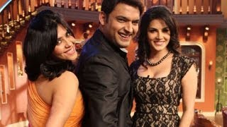 Sunny Leone & Ekta Kapoor Promotes Ragini MMS 2 On Comedy Nights With Kapil | Interview