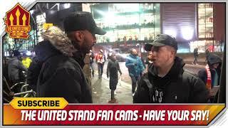 MAN UTD NEED TO STRENGTHEN! Manchester United vs Brighton 2-1Fancam