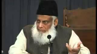 Shahadat Hazrat Omer (R.A),Osman(R.A) - Dr. Israr Ahmad