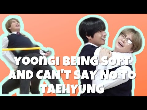 Yoongi Being Soft And Can t Say No to Taehyung 2020