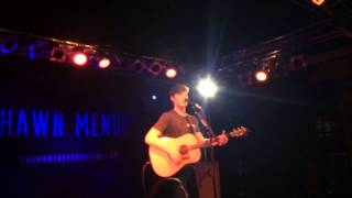 Shawn Mendes - Aftertaste Live in Berlin