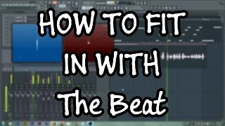 How To Let Your Vocals