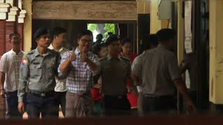 Final arguments in trial of two Reuters journalists in Myanmar