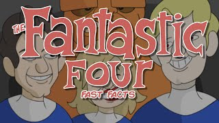 Fantastic Four - FAST FACTS!