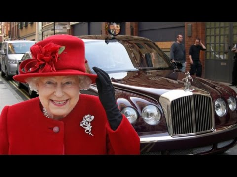 Top 10 Royal Families one off Cars