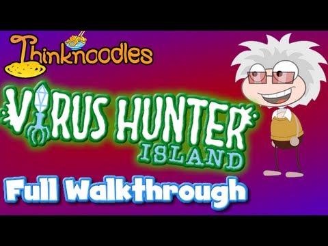 ★ Poptropica Virus Hunter Island Full Walkthrough ★