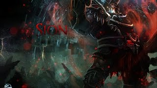 Sickmotion Play Sion vs Gangplank Top - League Of Legends Sion Guide - Sion Gameplay