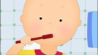 BRUSH OUR TEETH - NEW CAILLOU SONG OUT NOW songs for kids Christmas holiday 2017 - ADVERTISEMENT