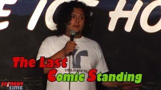 Congrats Felipe Esparza, The Last Comic Standing!