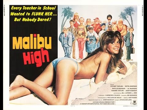 Grindhouse Lounge presents Malibu High 1979
