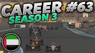 F1 2016 Career Mode Part 63: 3 Way Title Fight - S3 FINALE