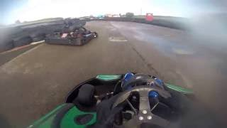 Best Moments in Tockwith Karting 16 Oct 2016