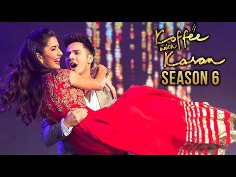 Varun Dhawan Katrina Kaif On Koffee With Karan SEASON 6