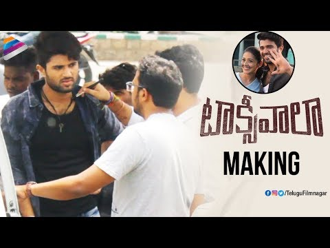 Xxx Mp4 Taxiwaala Movie MAKING Vijay Deverakonda Priyanka Jawalkar Malavika Nair Telugu FilmNagar 3gp Sex