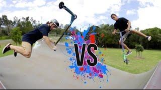 Jed Adams VS Michael Christo | SCOOT series ep.1
