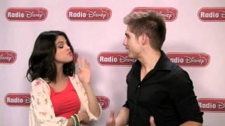 Selena Gomez on Justin Bieber's Hair - Radio Disney's Celebrity Take with Jake - Part 3