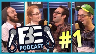 FBE PODCAST #1 | React Auditions? VidCon? Related Cast Members?