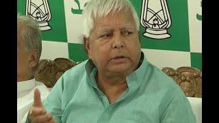Nitish Kumar did not ask for Tejashwi's resignation: Lalu Prasad Yadav
