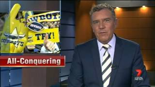 7 News - Cowboys Homecoming