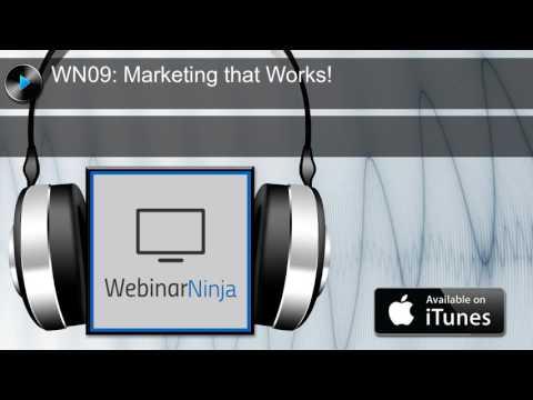 WN09: Marketing that Works!