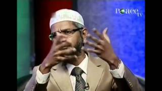 Dr Zakir Naik on Shahrukh Khan