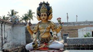 Sri Brahmapureeswarar Temple, Tirupattur