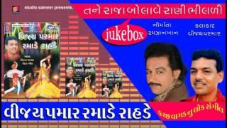 Vijay Parmar | Tane Raja Bolave Raani Bhiladi | Juke Box