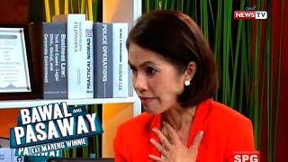 Bawal ang Pasaway Hot-seat: The new DENR Sec. Gina Lopez