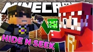 Minecraft   SkyDoesMinecraft visits!!   Vacktor House Modded Hide and Seek!