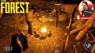 Hepsini Kestim   The Forest Türkçe Multiplayer   Bölüm 16