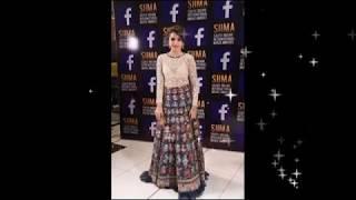 south actress trisha krishnan siima 2017 photos