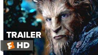 Güzel ve çirkin Beauty and the Beast Official Trailer 1 2017 Fantasy Movie HD