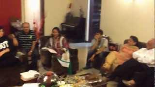 Shailaja Subramanian Sings Jyoti Kalash 9th November 2012 Nairobi