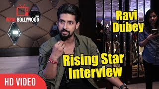 Ravi Dubey Interview   Rising Star New Show   Colors TV