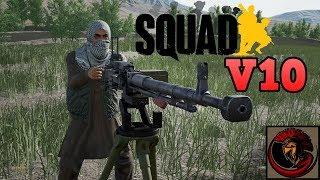 Squad Update v10 - HYPE TRAIN!?....