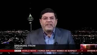 EXCLUSIVE BBC HARDtalk: Trump vs Iran
