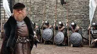 George R.R. Martin confirms Game Of Thrones movie - Collider