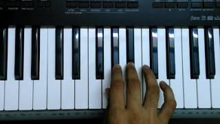 Hum toh tere Aashiq hai sadiyon puraane   Farz   keyboard/piano Instrumental
