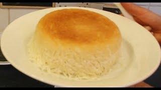 در پخت کته مشکل دارید؟ کته در پلوپز،برنج خارجی یا ایرانی ؟ ویدئو 54  ته دیگ سفید به به!  Episode_53