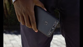 Infinix Zero 5 Unboxing and First Impressions