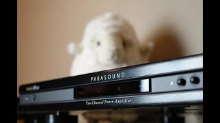 Review!  The Parasound