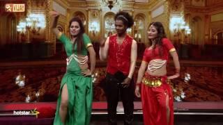 Jodi | ஜோடி - Masala Mix Round | Sunitha and Priya