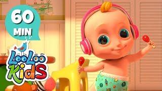 Looby Loo - Educational Songs for Children | LooLoo Kids