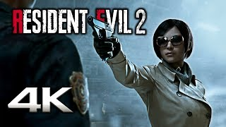 RESIDENT EVIL 2: REMAKE || *NEW* ADA WONG STORY TRAILER - 4K ULTRA HD | TOKYO GAME SHOW