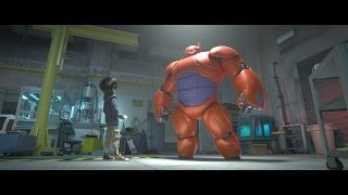 Big Hero 6 UK Teaser Trailer -- OFFICIAL Disney | HD