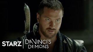 Da Vinci's Demons | Ep. 208 Clip: Lorenzo Lives | STARZ