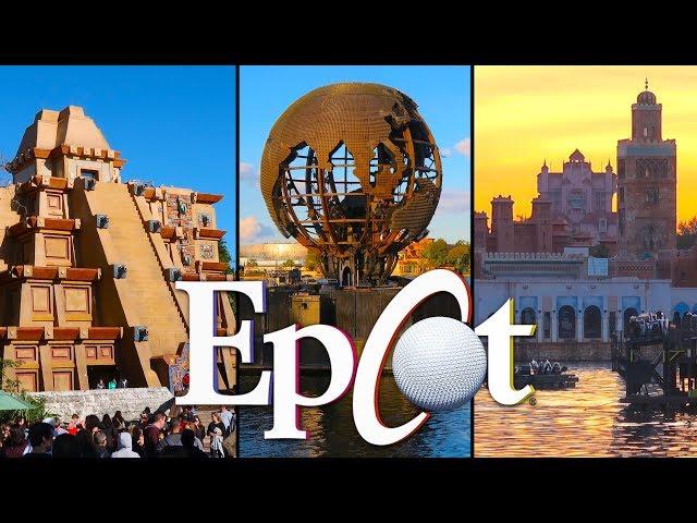 Top 10 Hidden Secrets of Epcot's World Showcase!- Disney World